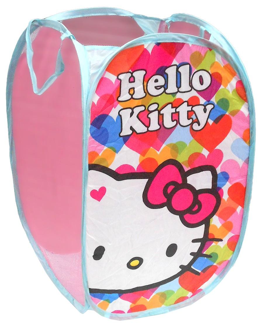 Úložný koš na hračky Hello Kitty