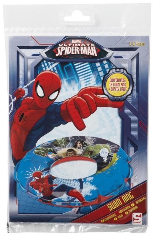 Dětský Nafukovací Kruh Spiderman