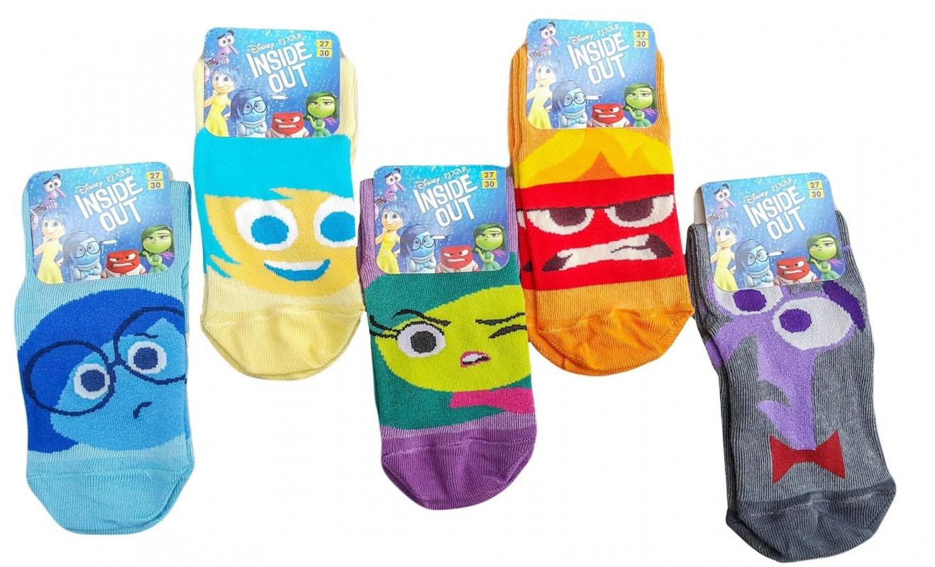 Dětské Ponožky S Motivem V Hlavě 6b9c1b906c