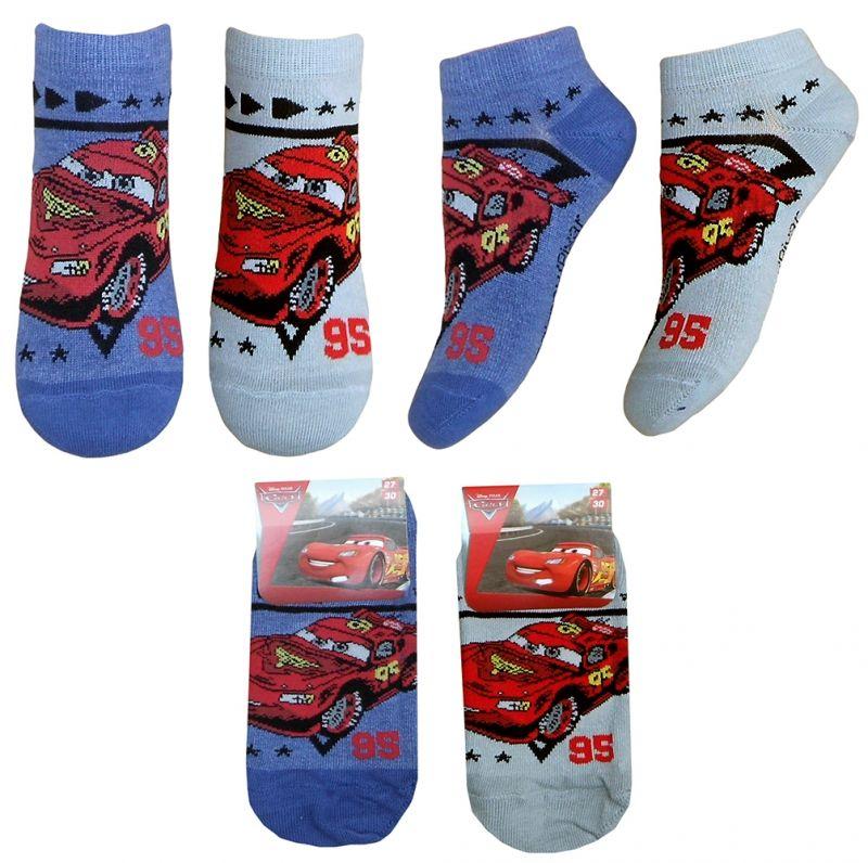 Dětské kotníkové ponožky Cars / vecizfilmu
