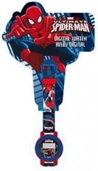 Dětské Digitální Hodinky Spiderman da9f07c4f0a