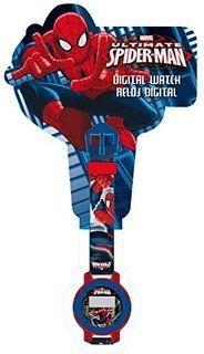 Dětské digitální hodinky Spiderman