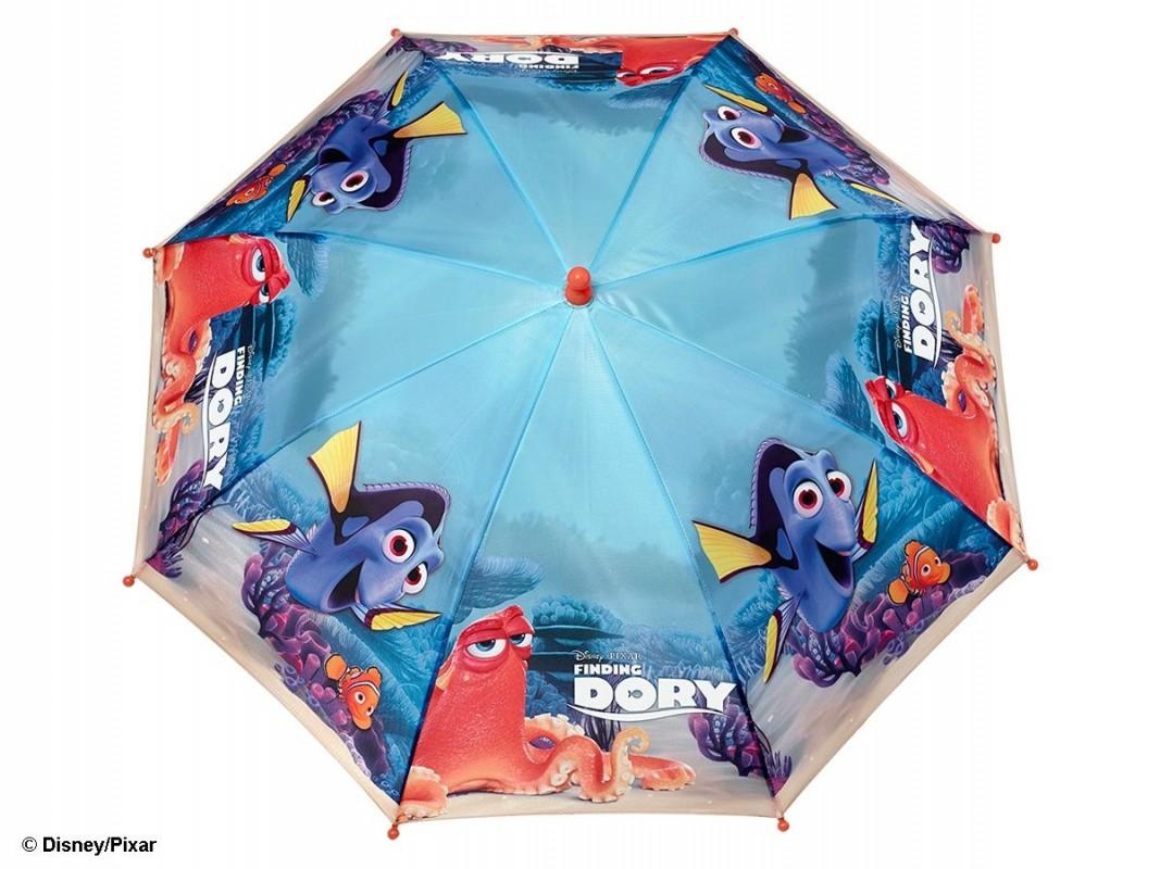 Dětský Deštník Hledá Se Dory