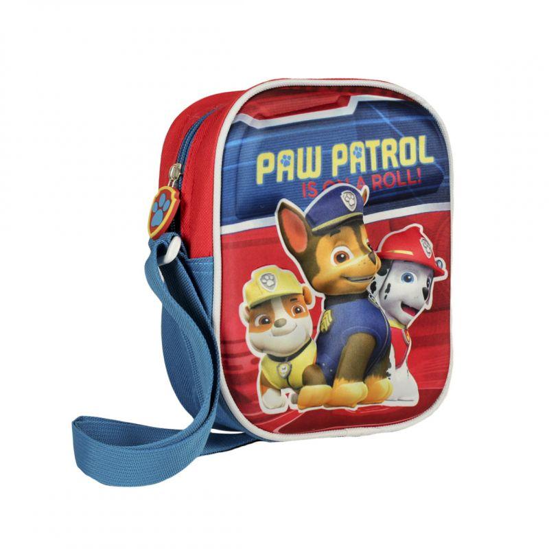 3D Taška Přes Rameno Paw Patrol f50c5773e46