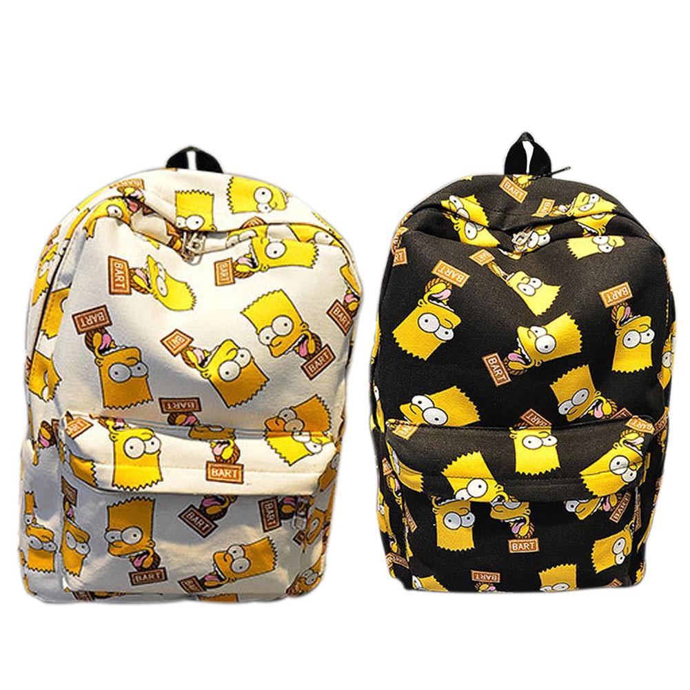 Dětský školní batoh Bart Simpson