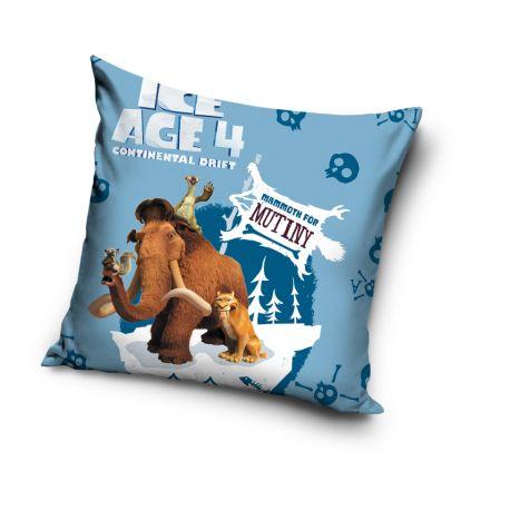 Povlak na Polštář S Motivem Doba Ledová 4 / Ice Age 4 - Barva Modrá
