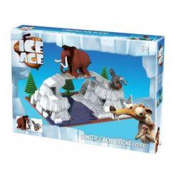Stavebnice Doba ledová / Ice Age - Diego a Sid