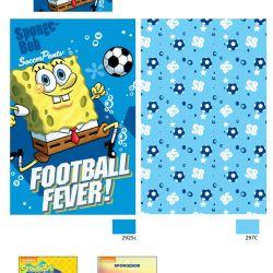 Povlečení Spongebob 90X140 Cm