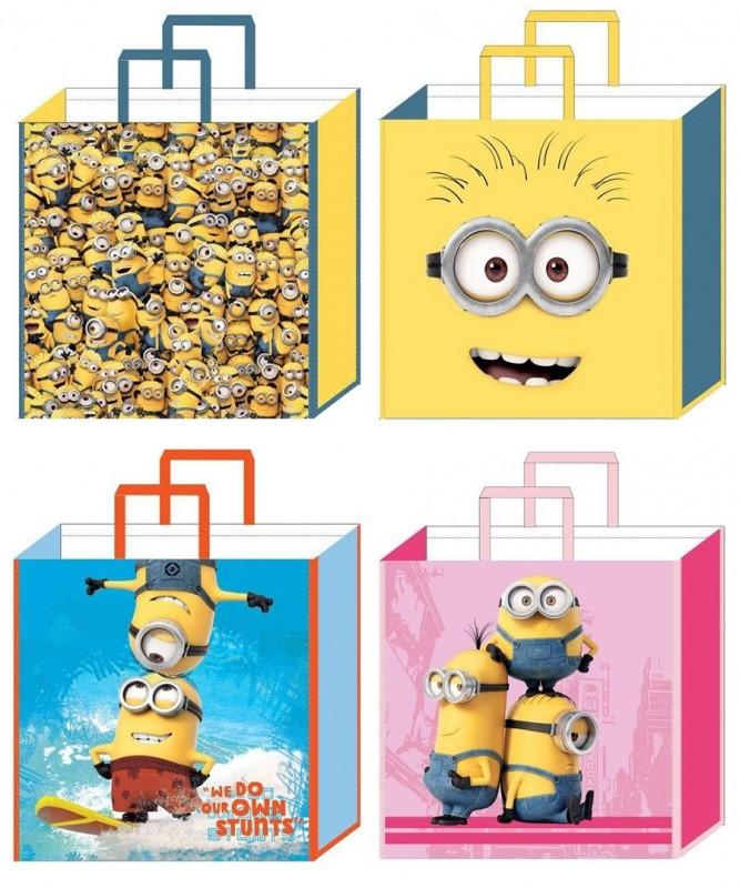 Dětská nákupní taška Mimoni