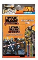 Omalovánky Star War