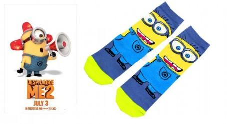 Ponožky s mimoňem