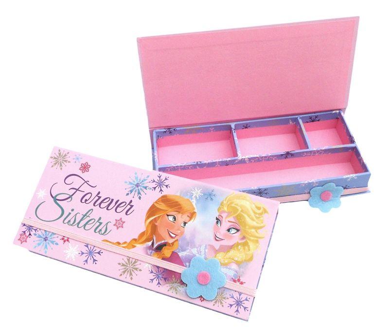 Box na školní potřeby Frozen / Ledové království