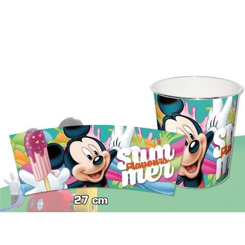 Dětský odpadkový koš Mickey Mouse