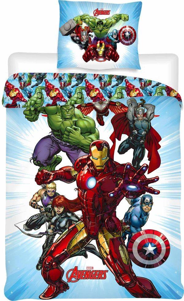 Povlečení Avengers 2015 140/200