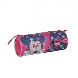 Dívčí Penál S Mašličkou Minnie Mouse
