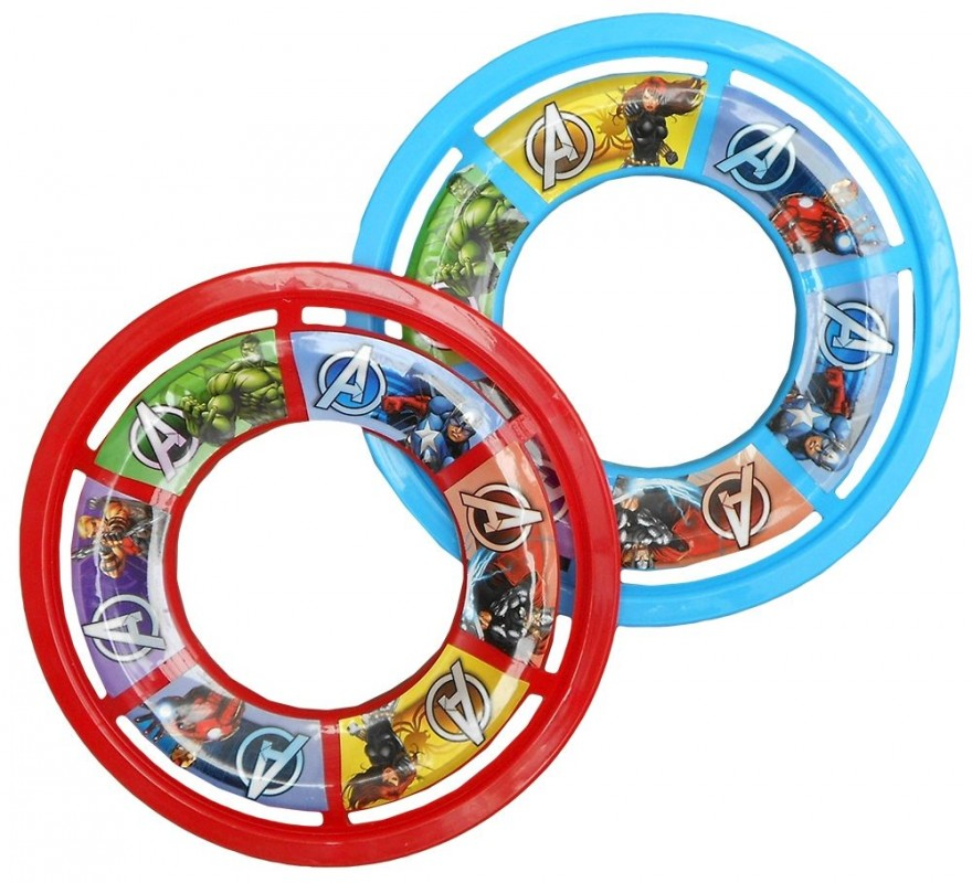 Létající disk Avengers