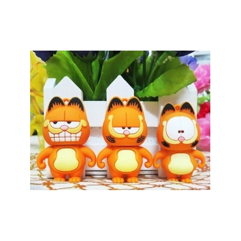 USB FLASH 8GB, 16GB, 32GB GARFIELD