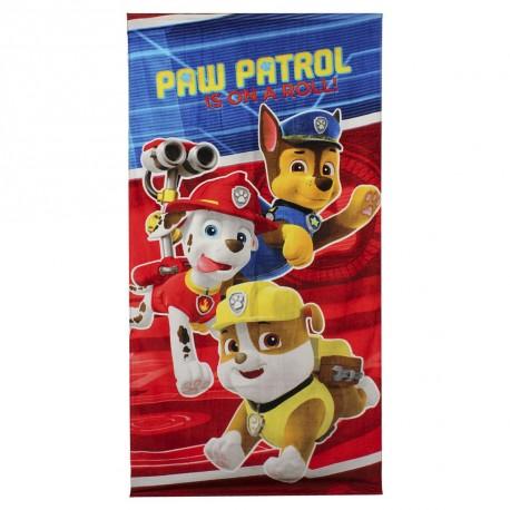 Dětská osuška Red Paw Patrol