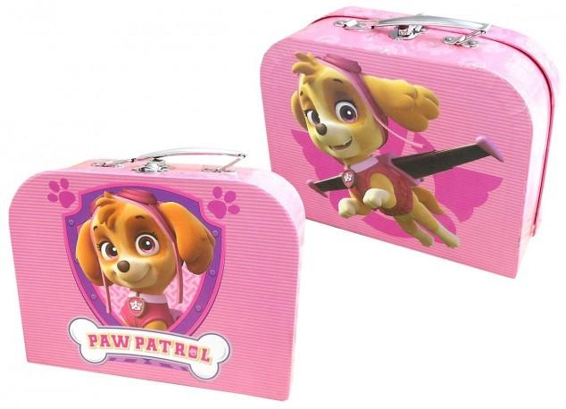 Dívčí kufřík Pink Paw Patrol