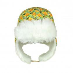 Zimní Hřejivá Čepice S Kožíškem Mimoni