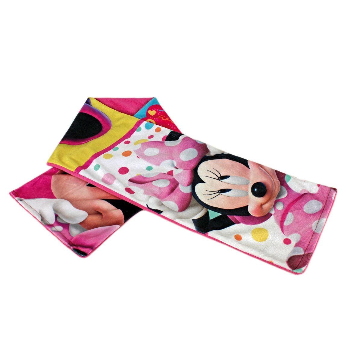 Fleecová šála Minnie Mouse Smile