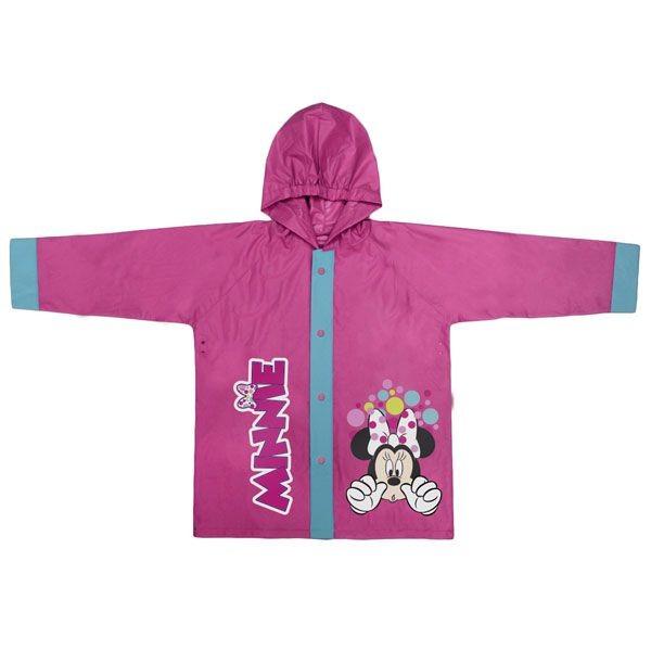 Dívčí pláštěnka Minnie Mouse