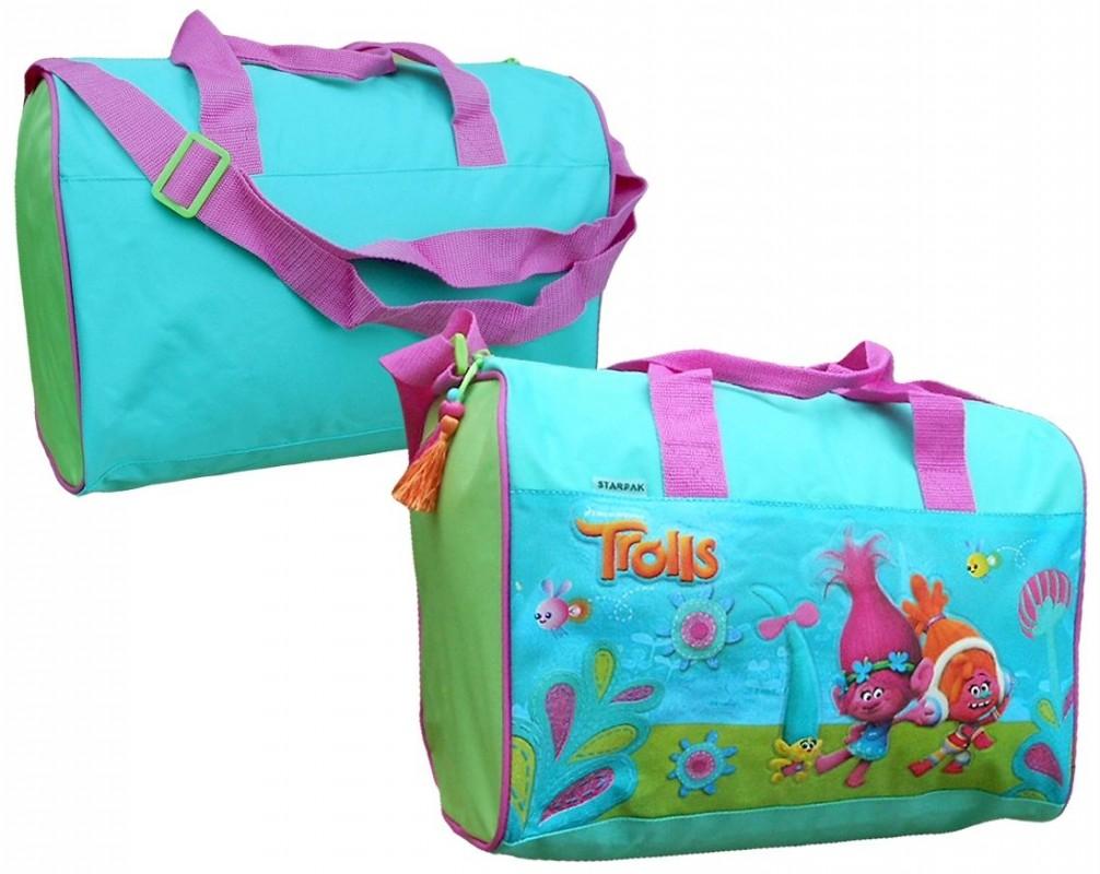 Dětská Cestovní Taška Trollové 08028615df