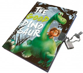 Diář se zámkem Hodný Dinosaurus