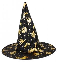 Dětský klobouk na Halloween