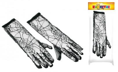 Čarodějnické rukavice na Halloween
