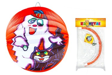 Lampion koule Halloween