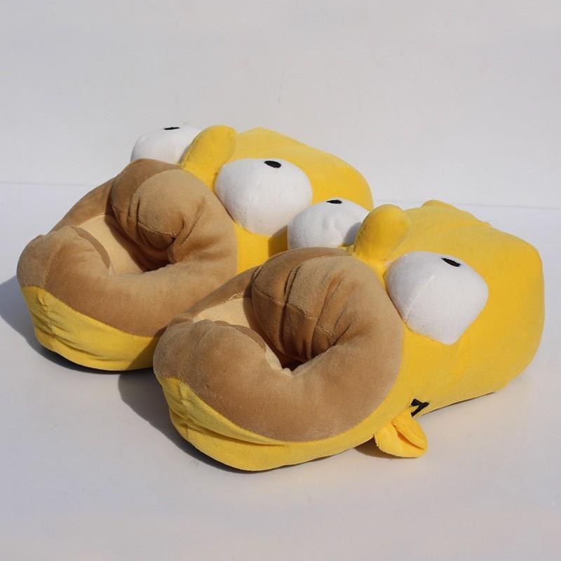 5a42910c2964a 3D Papuče Simpsonovi - Homer
