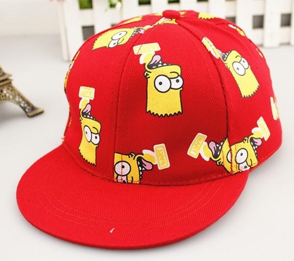 Hip-hop kšiltovka Simpsonovi