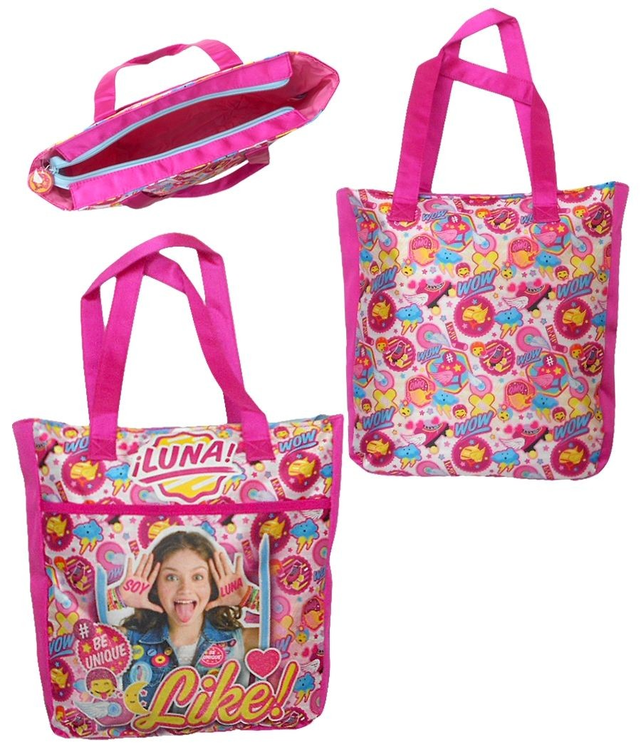 Dívčí nákupní taška přes rameno Soy Luna