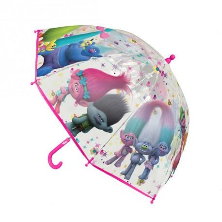 Dívčí deštník Trollové