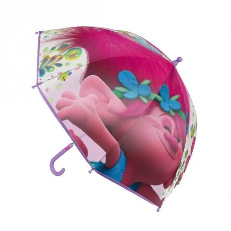 Deštník pro holky Trollové Pink