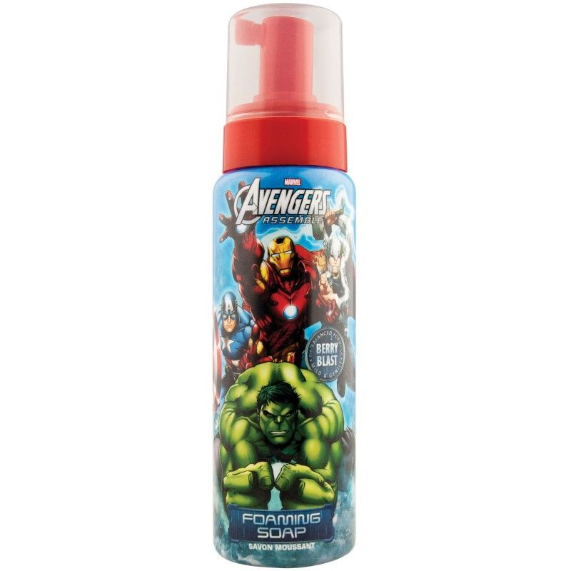 Avengers mýdlo v pěně