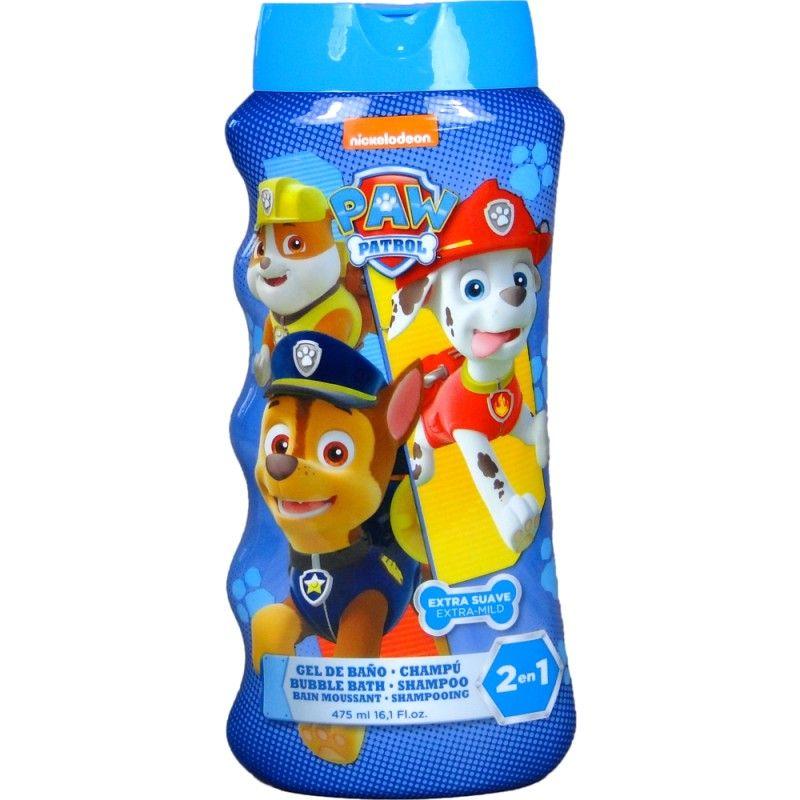 Paw Patrol 2v1 šampon a pěna do koupele