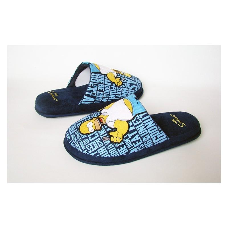e553a6ad516 Pánské Papuče Homer Simpson