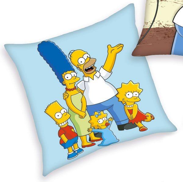 Polštář Simpsons Family