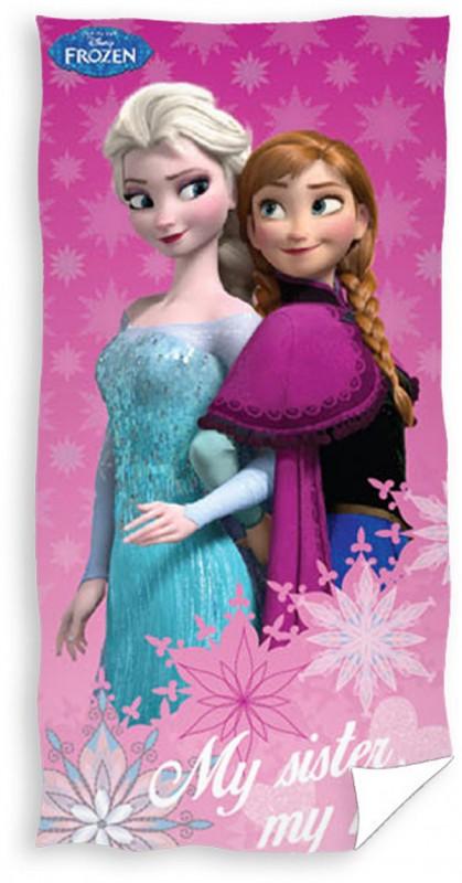 Osuška , ručník Frozen / Ledové království 140 x 70