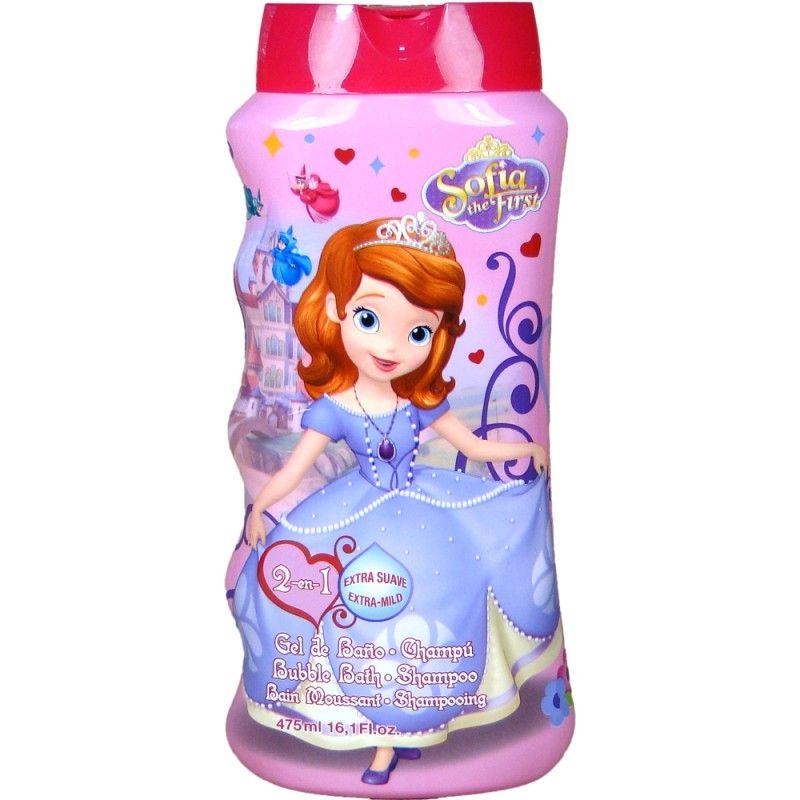 Sofia 2v1 šampon a pěna do koupele