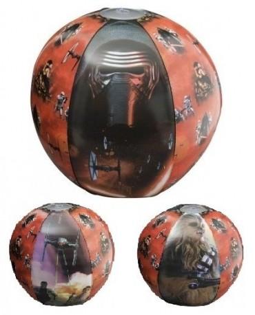 Nafukovací plážový míč Star Wars