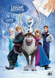Omalovánka S Hádankami Frozen
