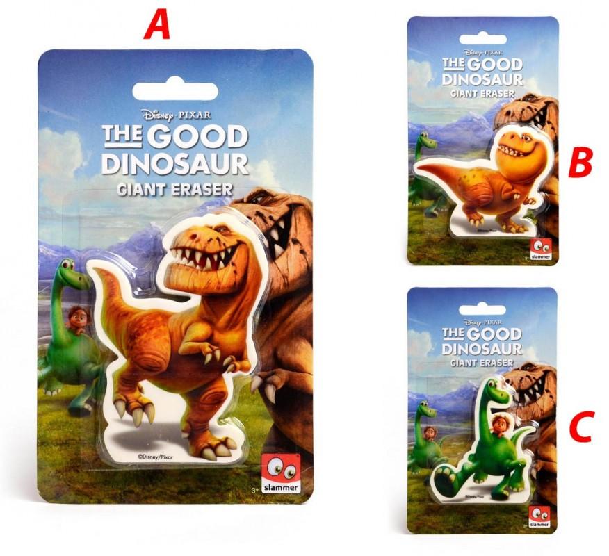 guma 3 druhy Hodný Dinosaurus 3 druhy