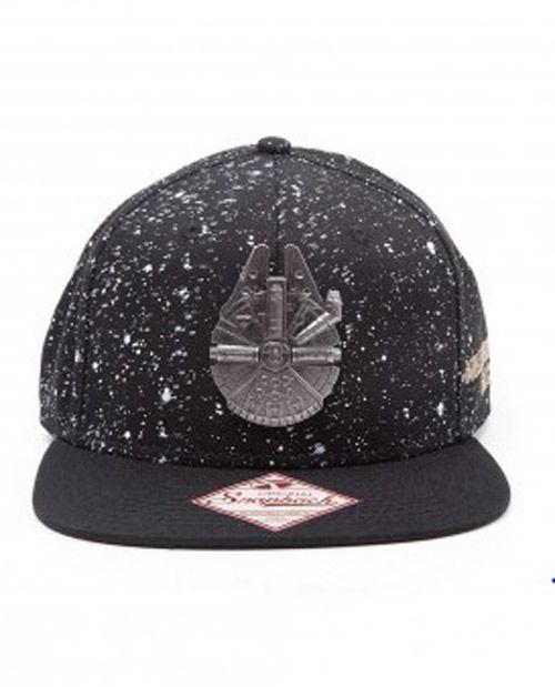 Čepice Baseballová Kšiltovka Rap Star Wars Černá 0c4f700921