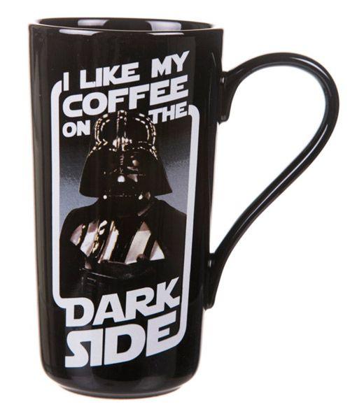 HRNEK LATTE  STAR WARS Darth Vader