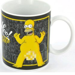Hrnek Keramický Sexy Homer Simpsnovi / The Simpsons 320 Ml