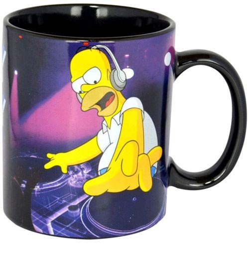 Hrnek Keramický Homer Dj Simpsnovi / The Simpsons 320 Ml