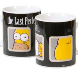 Hrnek Keramický The Last Perfect Man Simpsnovi / The Simpsons 320 Ml